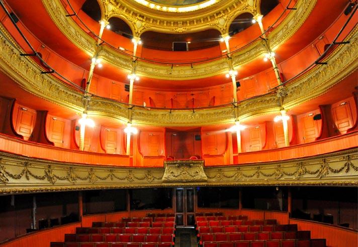 Fermeture du Théâtre de Verdun