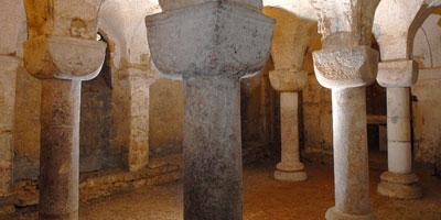 Crypte Saint-Maur