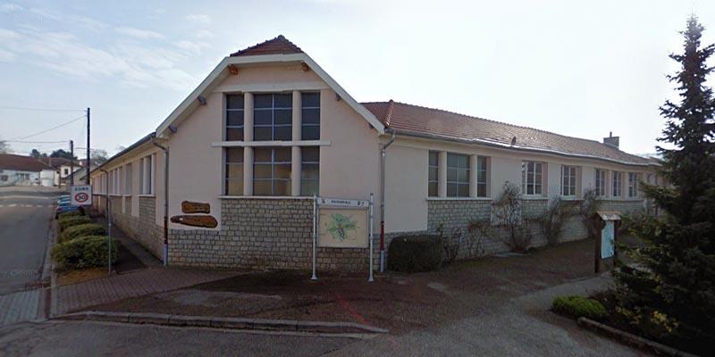 École Edgar Gascon – Haudainville