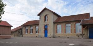 École Jardin Fontaine