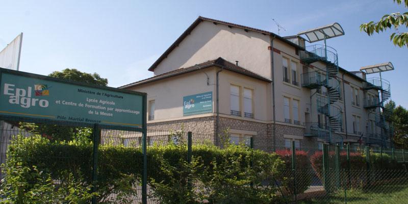 Lycée agricole de la Meuse
