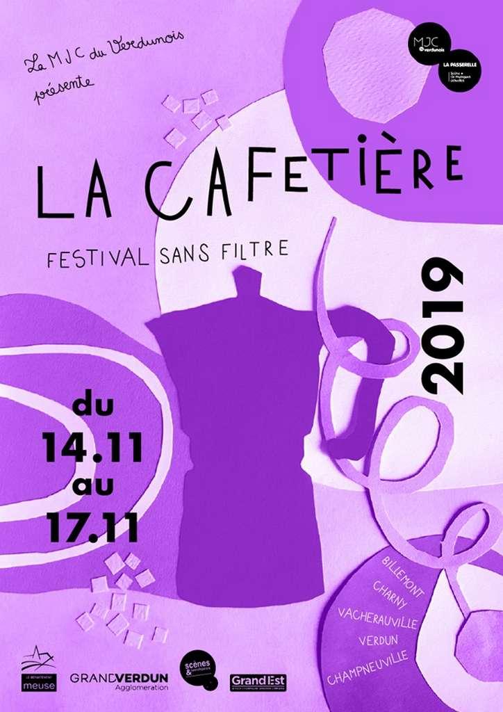 La Cafetière festival sans filtre