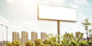 Enseignes et publicités