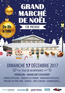 Grand Marché de Noël en Meuse