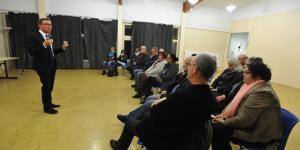 Réunion de quartier : CSC Anthouard Pré l'Evêque