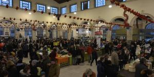 Grand succès pour le marché de Noël !