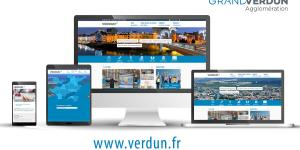 Le portail du Grand Verdun change de visage !