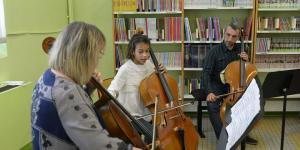 Parole au violoncelle