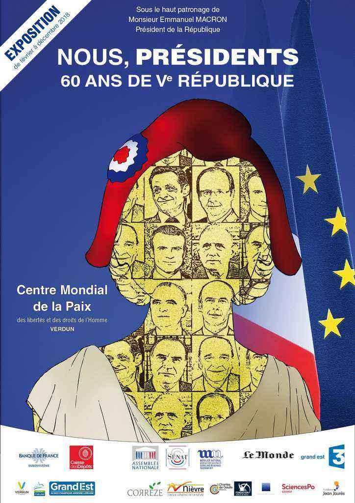 Nous Présidents – 60 ans de Ve République