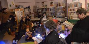 Nuit de la lecture : un grand succès !