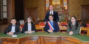 Nouveau Conseil Municipal des Jeunes