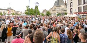 Le Grand Festival revient  les 20, 21 et 22 juillet 2018 !