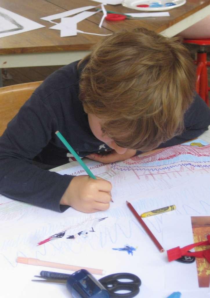 Visites-ateliers pour les enfants