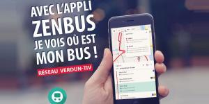 Le réseau TIV disponible sur l'application ZENBUS !