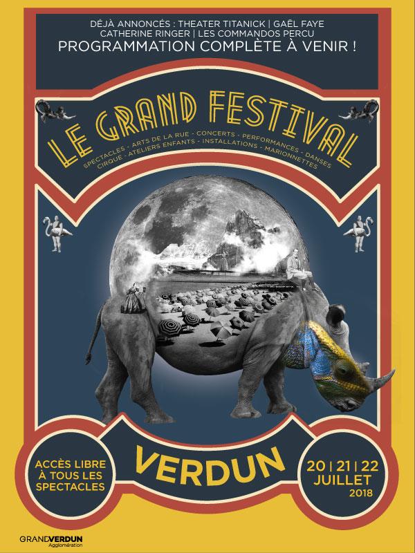Le Grand Festival – 2ème édition