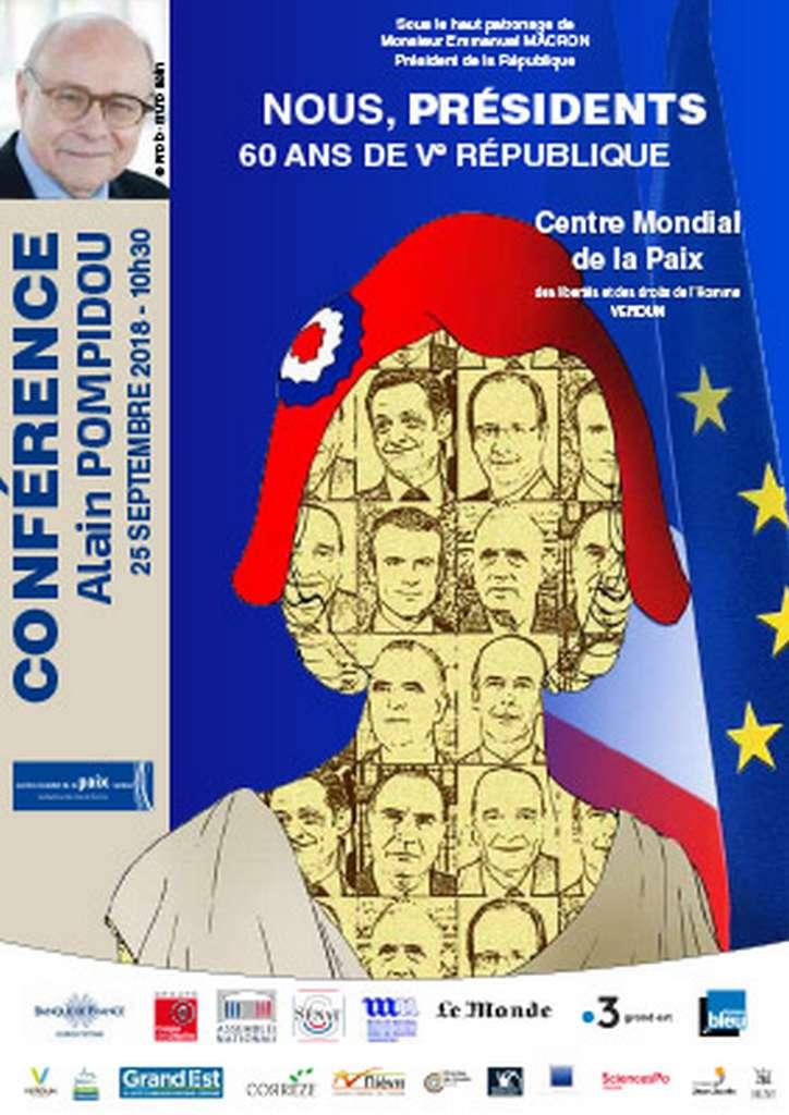 Conférence du Docteur Alain Pompidou