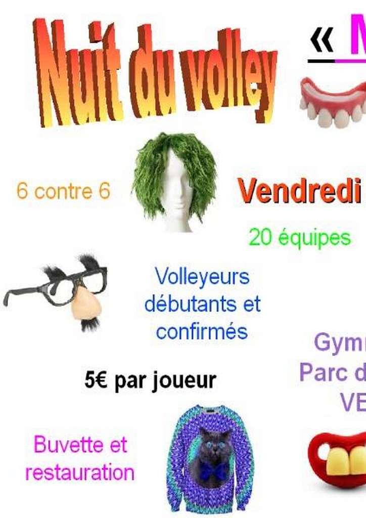 Nuit du Volley