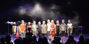 Concert de fin d'année du conservatoire de musique