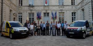 De nouveaux véhicules dans le parc automobile du Grand Verdun