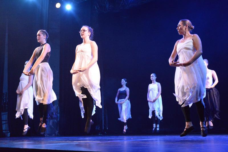 Spectacle de fin d'année du conservatoire de danse
