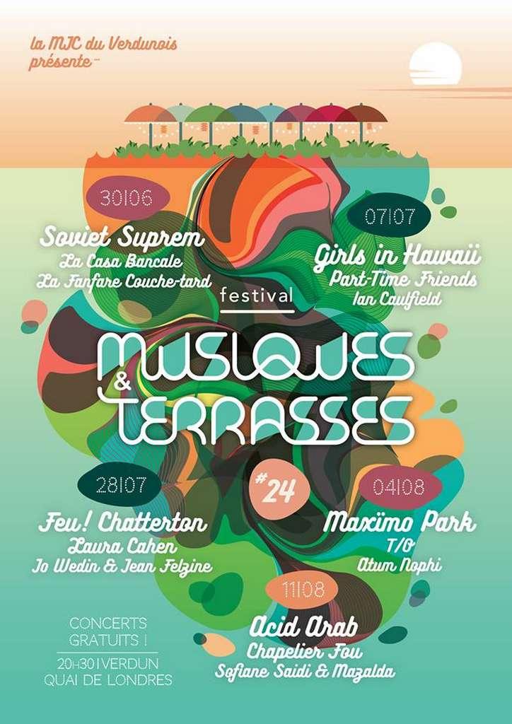 Festival Musiques et Terrasses