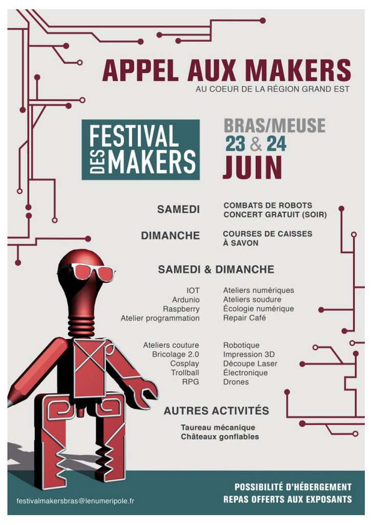 Festival des Makers