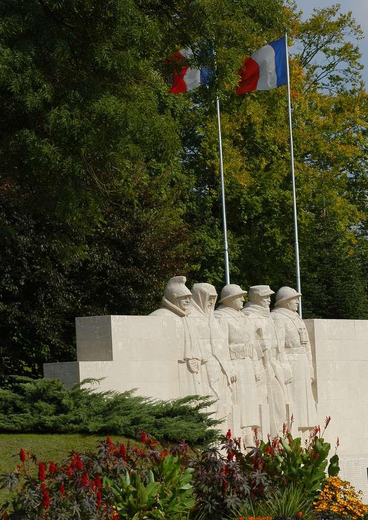103<sup>ème</sup> Anniversaire de l'Armistice de 1918