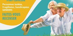 Fortes chaleurs : les bons réflexes et le registre du plan canicule