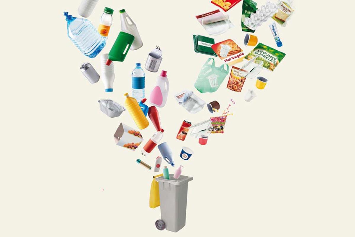 Collecte des ordures ménagères du jeudi 1er novembre
