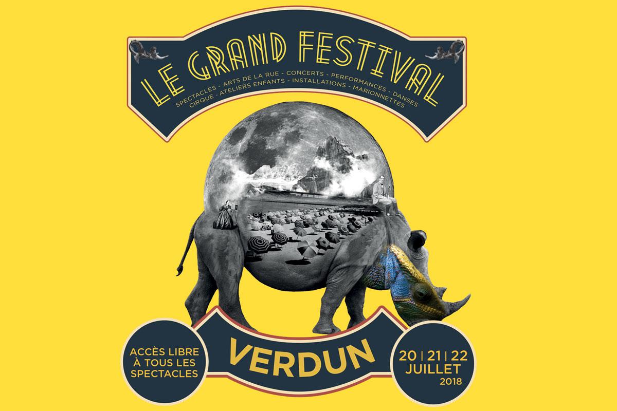 Vivez l'évènement de l'été : Le Grand Festival 2ème édition