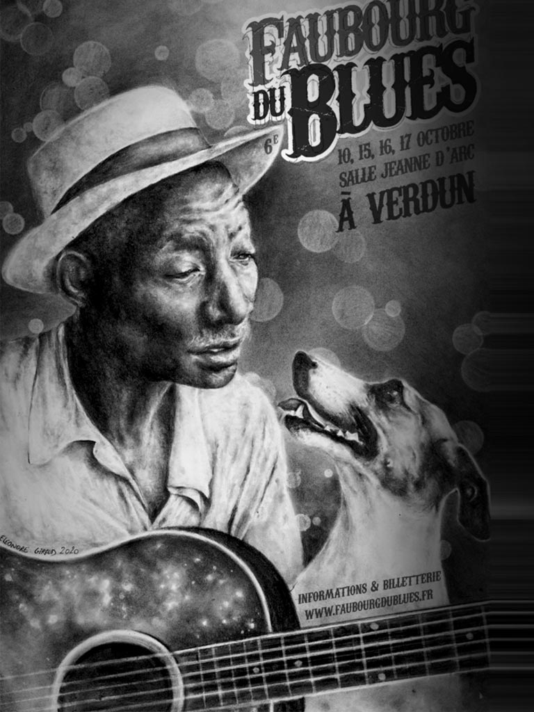 Faubourg du Blues 6<sup>ème</sup> édition