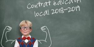 Inscription au contrat éducatif local
