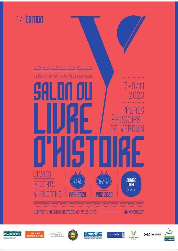 17<sup>ème</sup> Salon du Livre d'Histoire