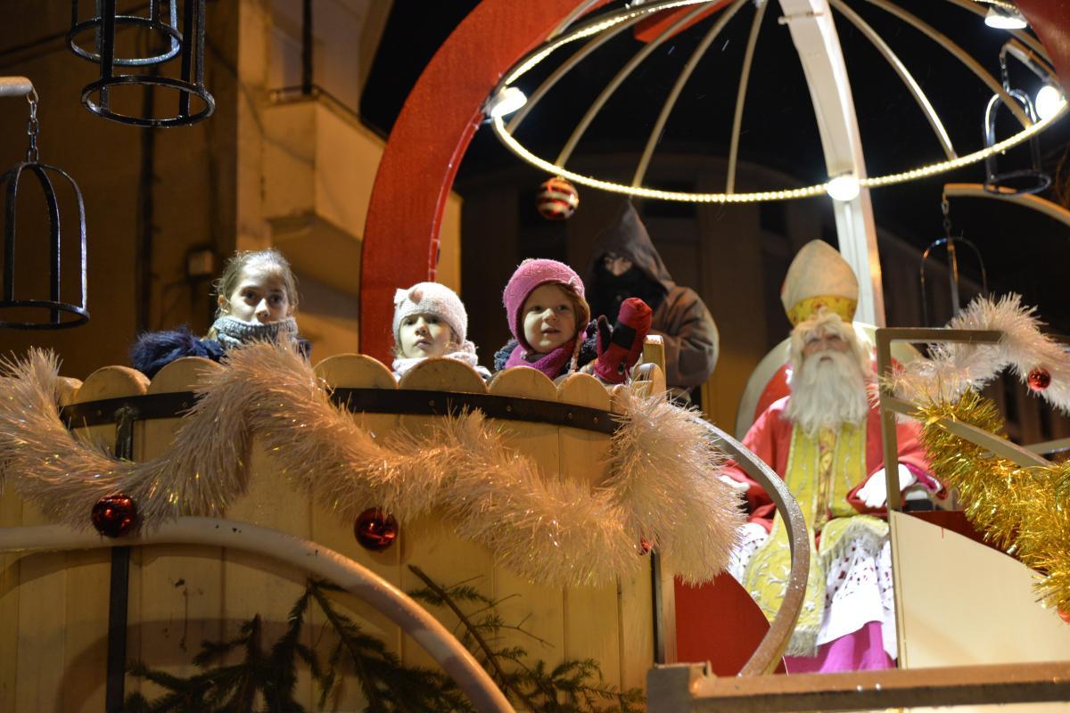 Week-end d'ouverture des festivités de fin d'année