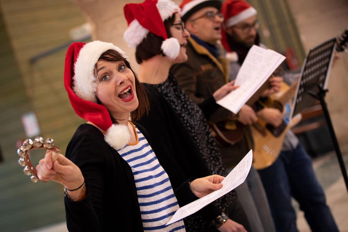 Retour en images sur le marché de Noël de Verdun