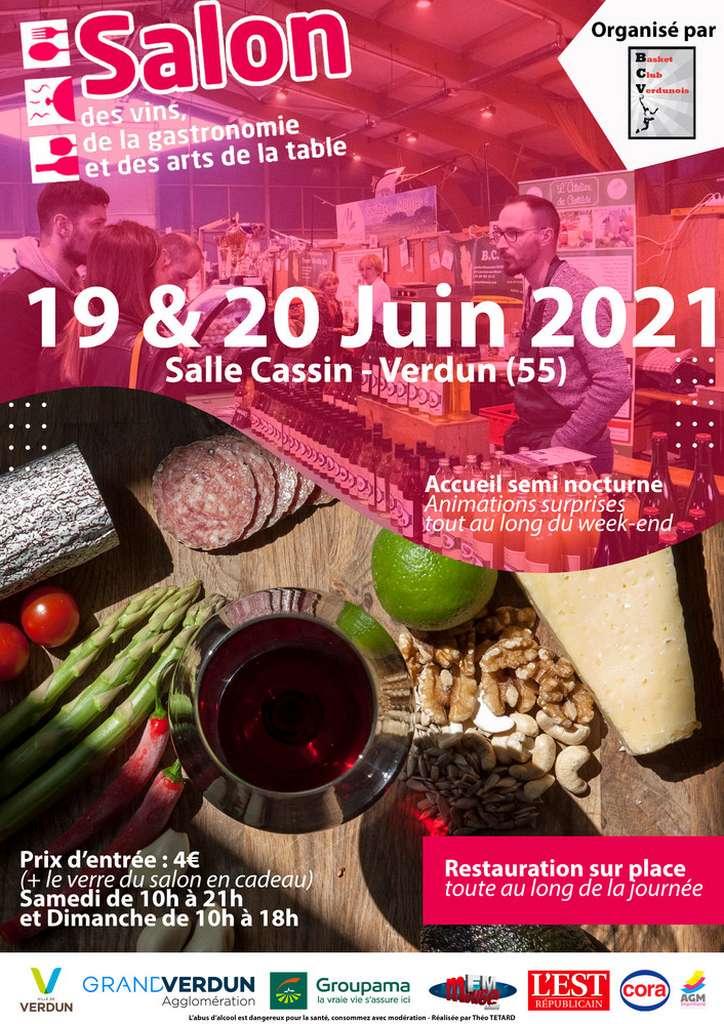 Salon des vins, de la gastronomie et des arts de la table