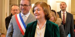 Visite de Madame Nathalie Loiseau, Ministre chargée des Affaires européennes