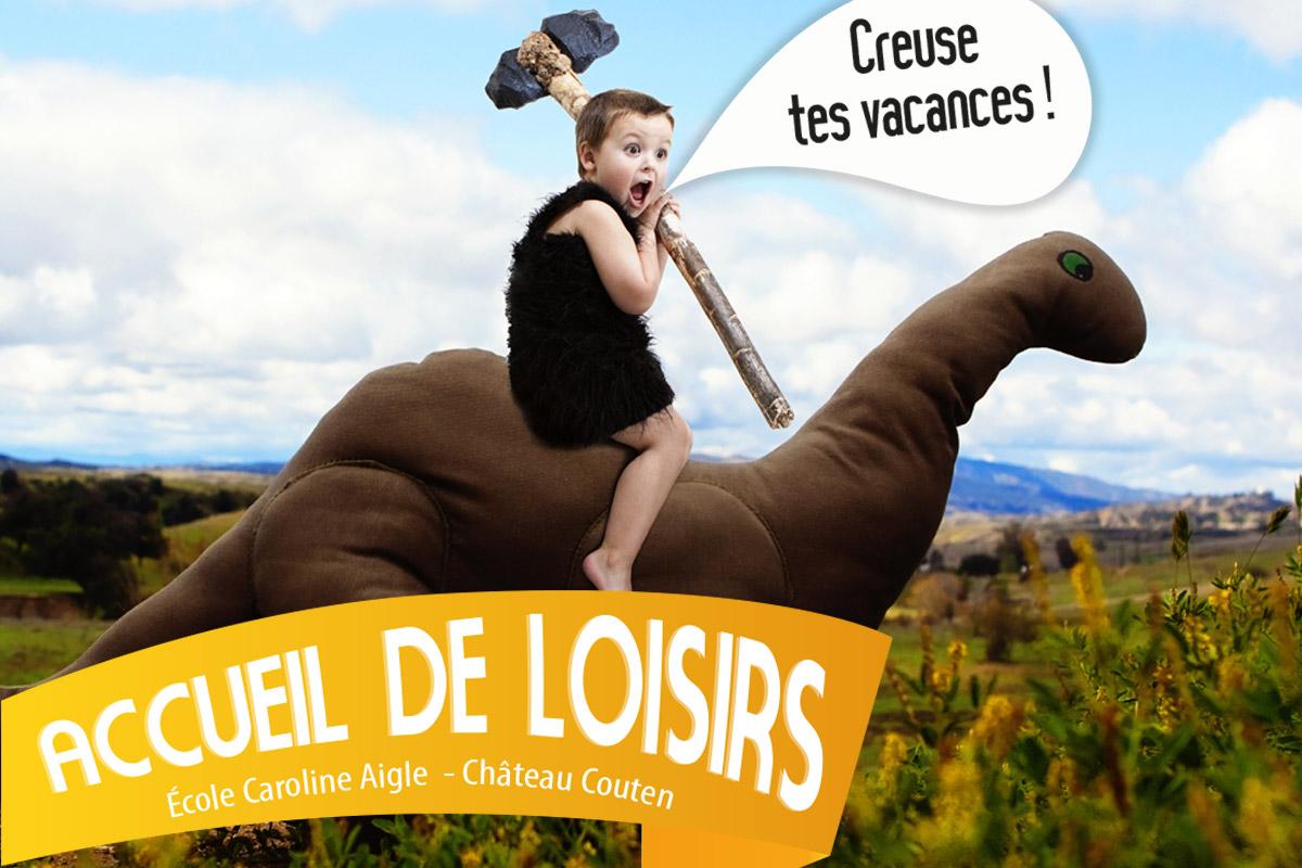 Accueil de Loisirs / vacances de printemps : inscriptions
