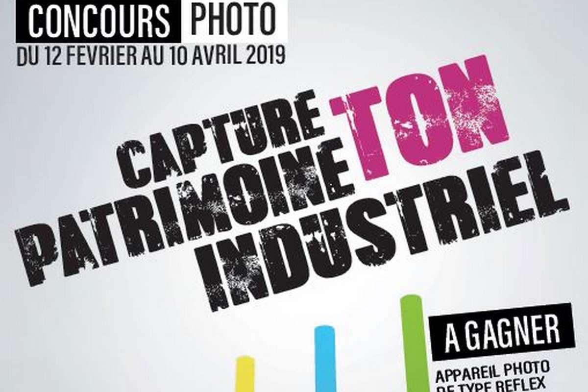 Concours photo : Capture ton patrimoine industriel
