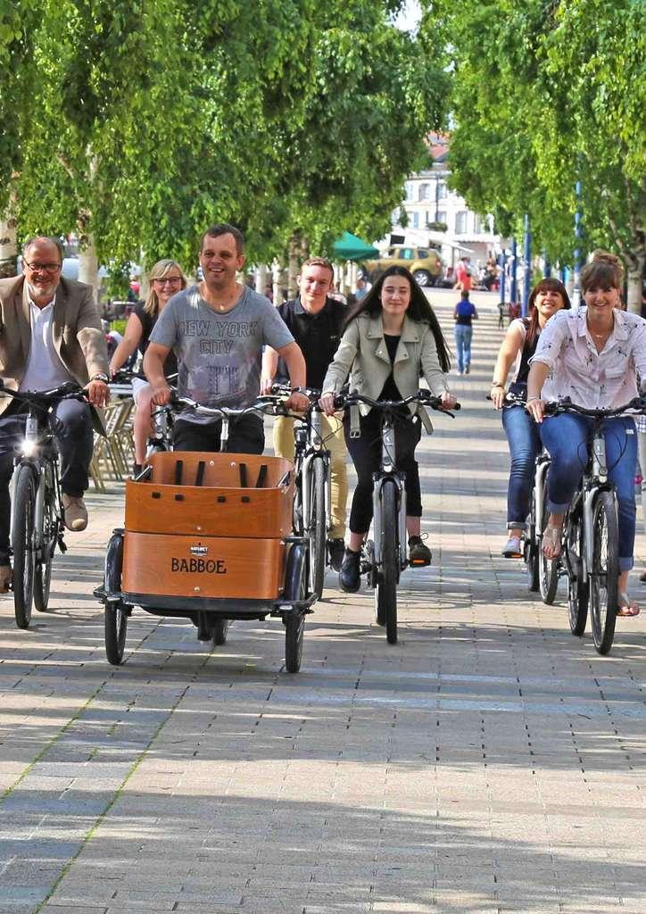 Verdun Bike Tour