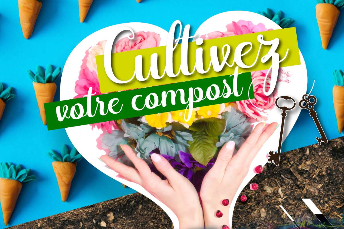 Cultivez votre compost