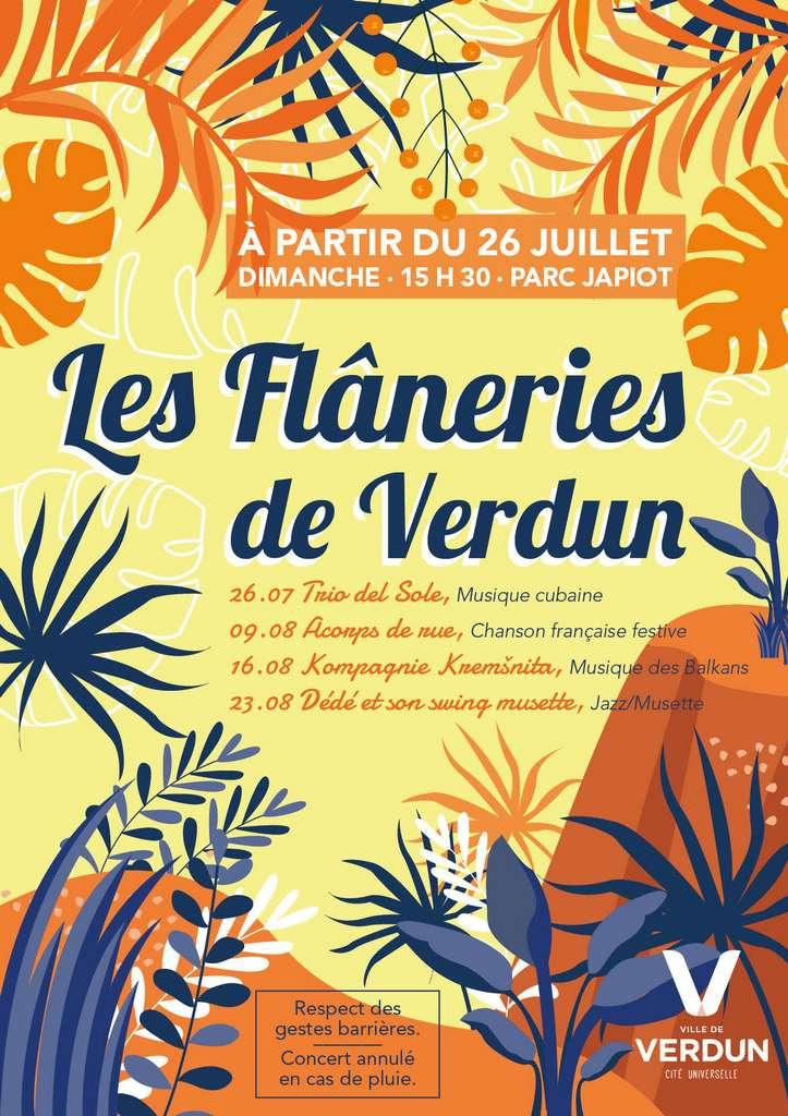Les Flâneries de Verdun