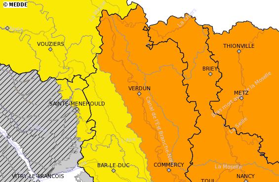 Sécheresse en Meuse : de nouvelles mesures de restrictions de l'eau