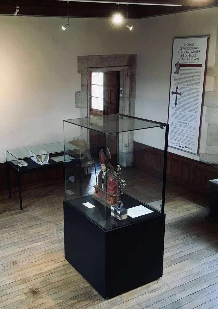 Exposition autour de Richard de Wassebourg