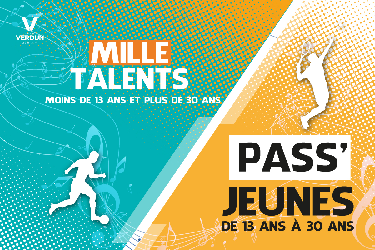 Mille Talents et Pass'Jeunes