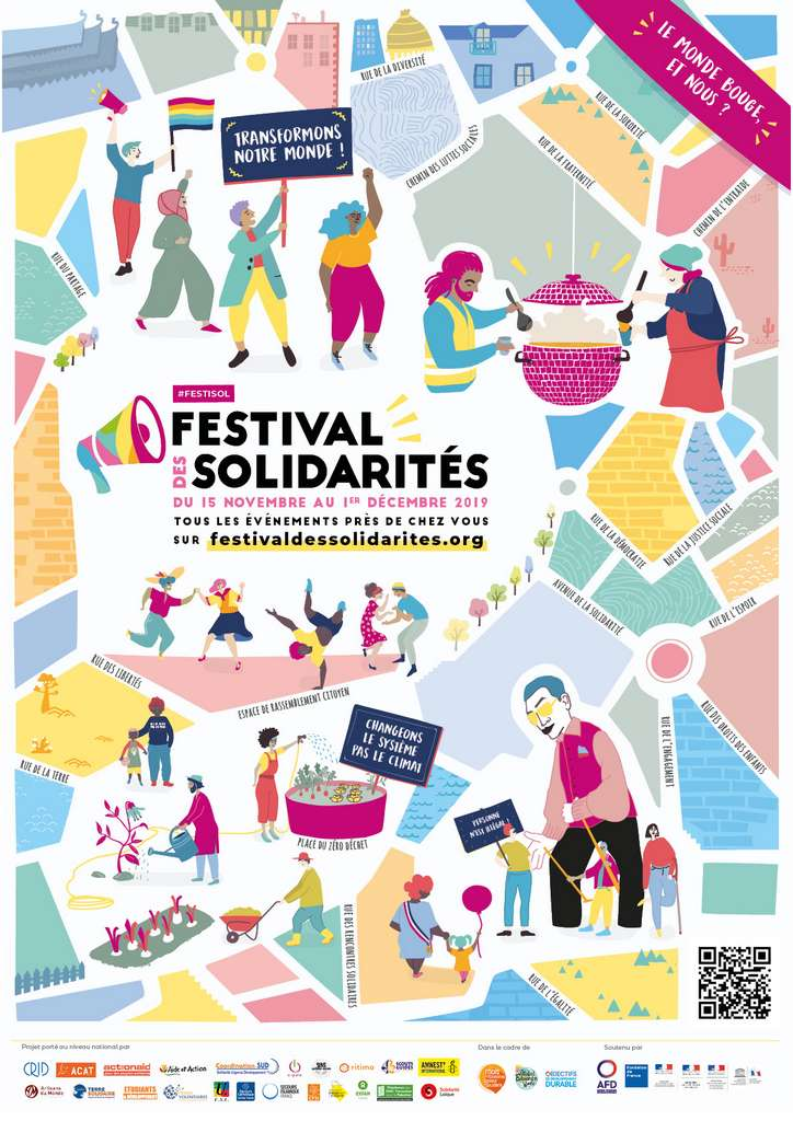 Festisol – Petits contes et histoires solidaires
