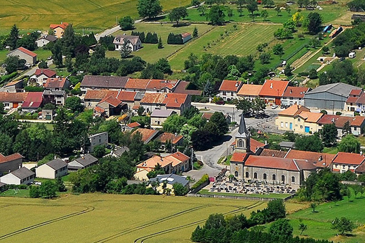 Enquête publique Plan Local d'Urbanisme (PLU) de Fromeréville-les-Vallons