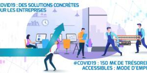 Accompagnement des entreprises impactées par le Covid-19