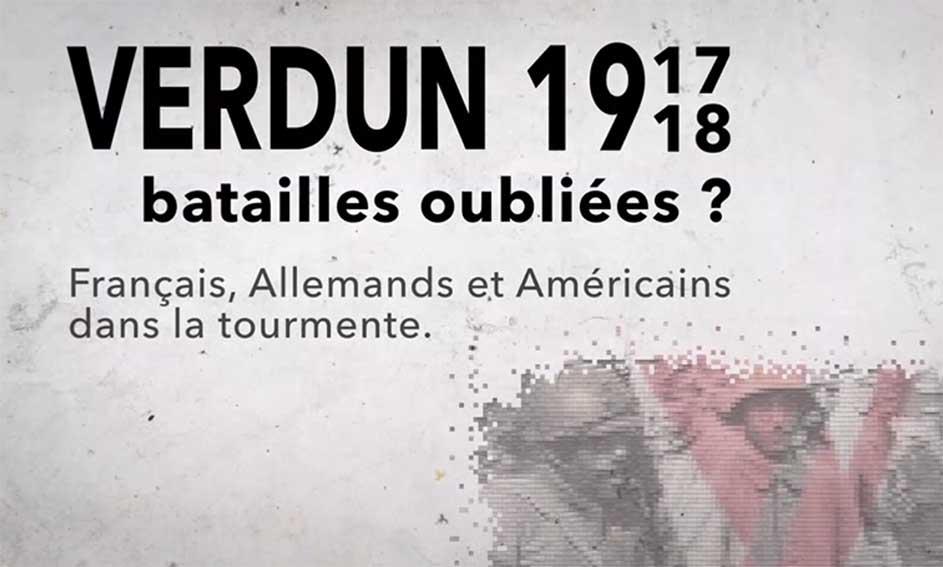 Mooc proposés par le mémorial de Verdun