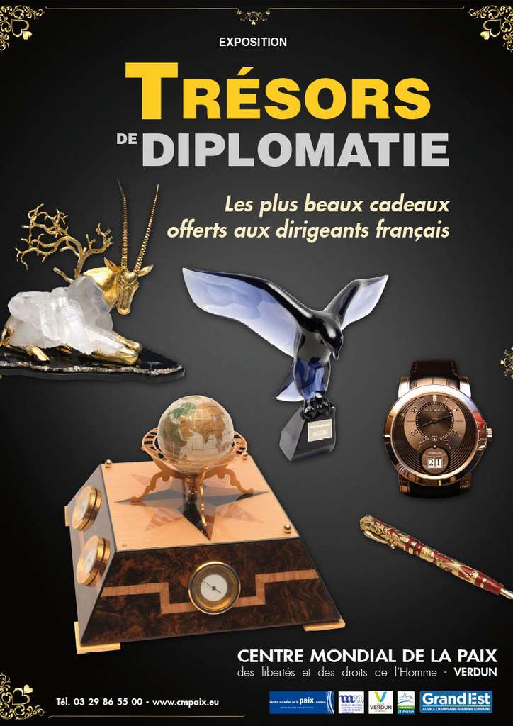 Trésors de Diplomatie